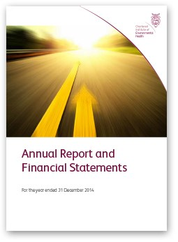 Annual Report and Financial Statements 2014