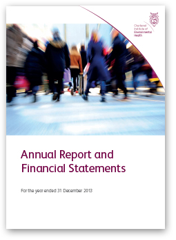 Annual Report and Financial Statements 2013