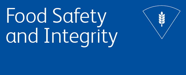 Food Safety and Integrity