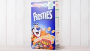 A packet of Frosties