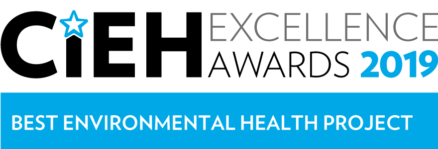 CIEH Excellence Awards 2019: Best Environmental Health Project