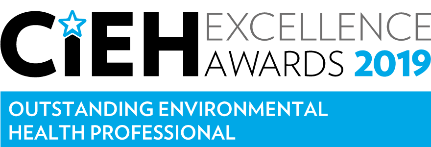 CIEH Excellence Awards 2019: Outstanding Environmental Health Professional