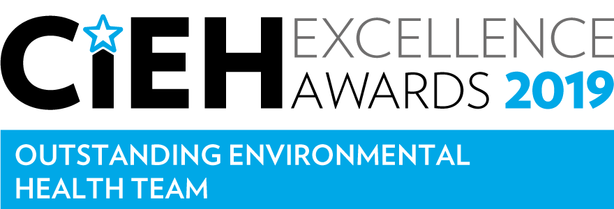 CIEH Excellence Awards 2019: Outstanding Environmental Health Team