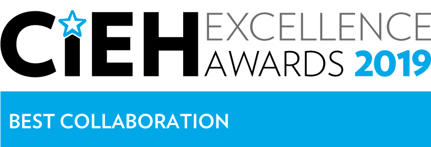 CIEH Excellence Awards 2019: Best Collaboration