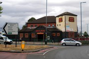 African Village in Perry Barr, Birmingham. © Richard Vince (cc-by-sa/2.0)