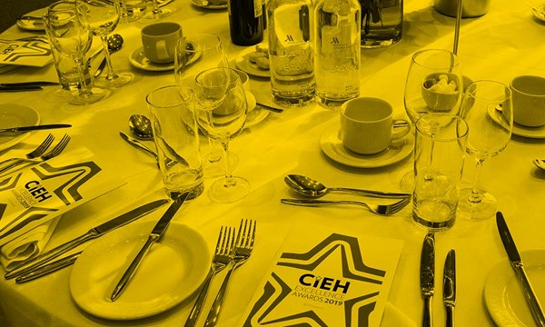 CIEH Excellence Awards 2021
