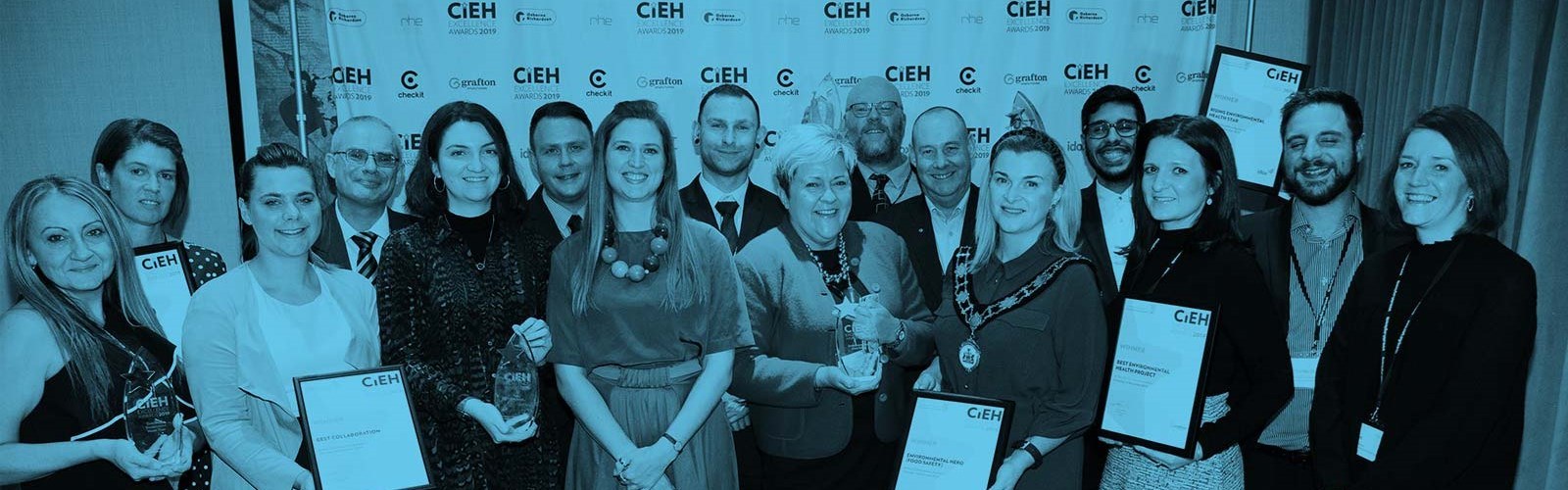 2019 CIEH Excellence Awards winners