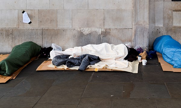 Tales from the front line: 'For rough sleepers, accommodation is only one part of the issue'