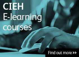 CIEH e-learning courses