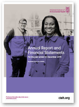 CIEH Annual Report and Financial Statements 2019